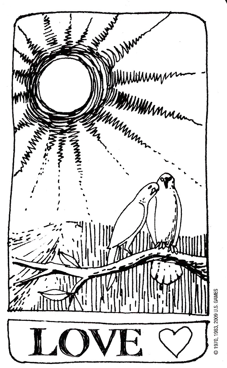 The Sixties Were Awesome: Morgan's Tarot