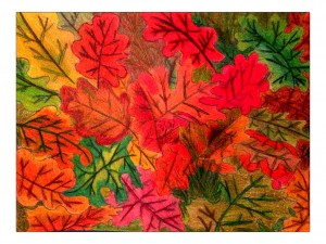 Autumn Leaves by Dayna Winters