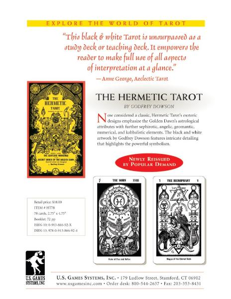 Product Profile: The Hermetic Tarot